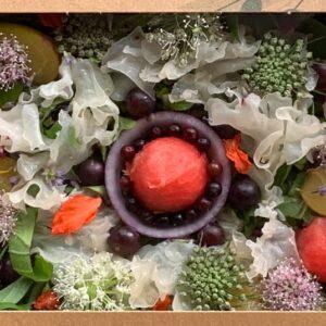 Boutique Tampopo : bento soba fraîches aux plantes sauvages