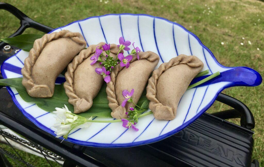 Tampopo : conseils de cuisson des raviolis sarrasin aux plantes sauvages