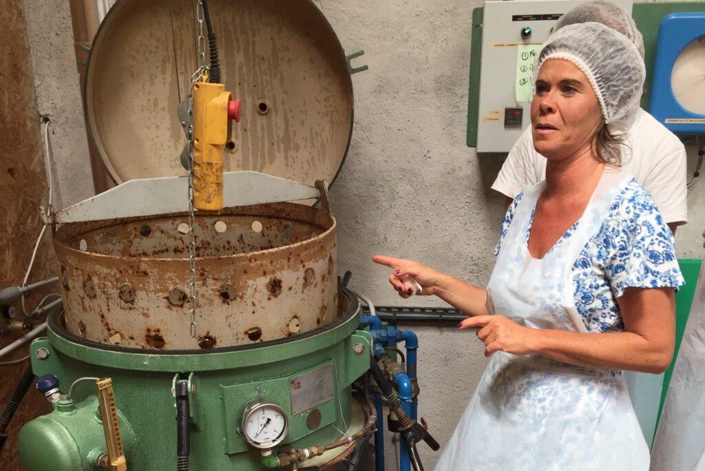 Formation aux ateliers Rénova, pour la transformation de fruits et légumes