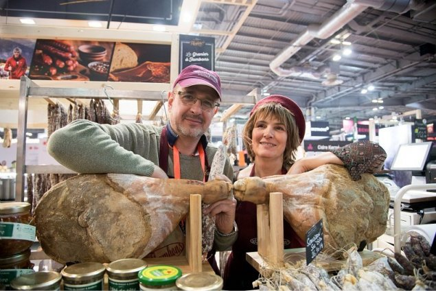 Partenaire Tampopo : le Grenier à jambons