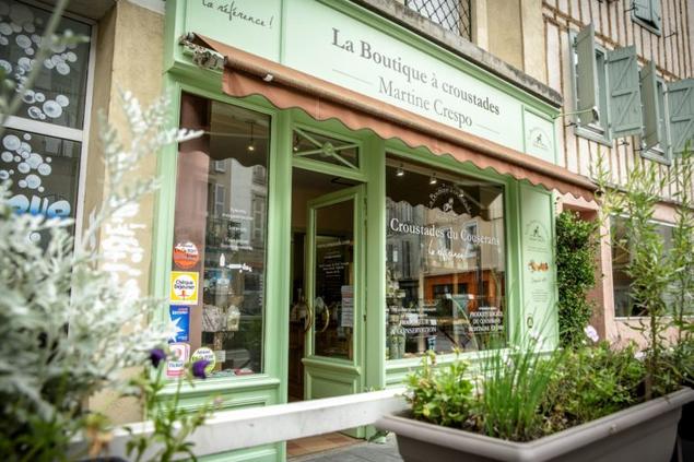 Partenaire Tampopo : la Boutique à croustades Martine Crespo